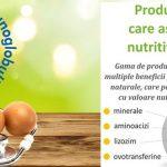 Ati auzit de Suplimente nutritive cu imunoglobuline aviare?