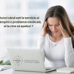 Consiliere medicală exact când ai nevoie prin TELEMEDICINĂ